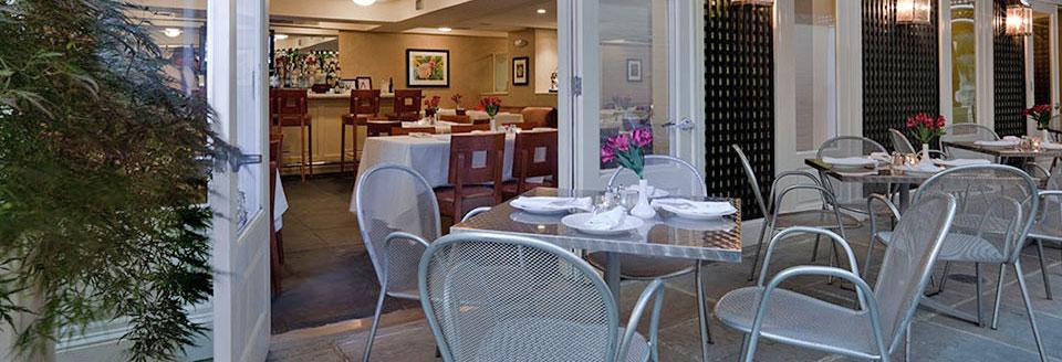 RB Properties, Inc Garden Café