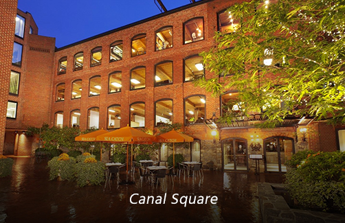 Canal Square at RB Properties, Inc